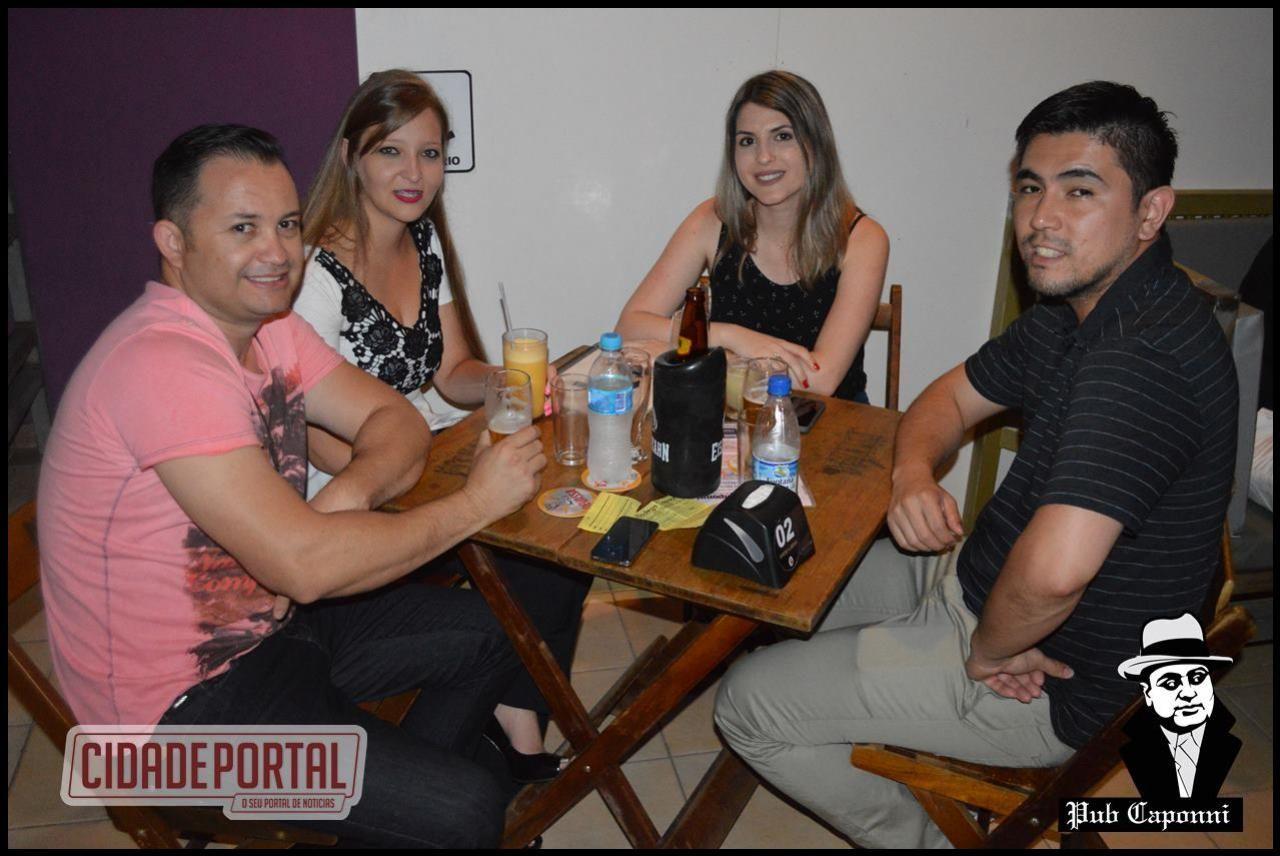 Fotos do social no Pub Caponni