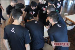 Simpósio da Juventude Nikkei da Liga Oeste Paranaense foi realizado na Aceng neste fim de semana em Goioerê