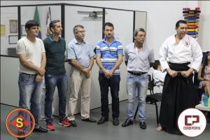 Academia Souza amplia estrutura e esta atendendo em novo endereço desde sexta-feira, 22