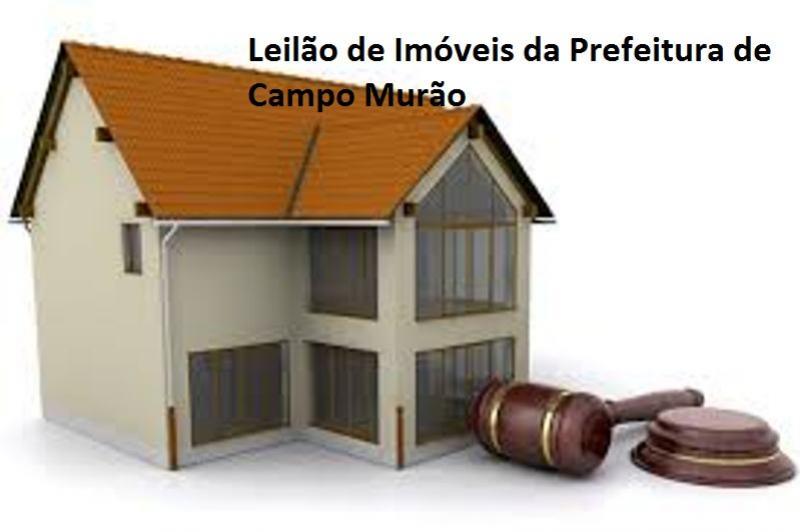 Imóveis do Município de Campo Mourão serão leiloados no dia 18 deste mês