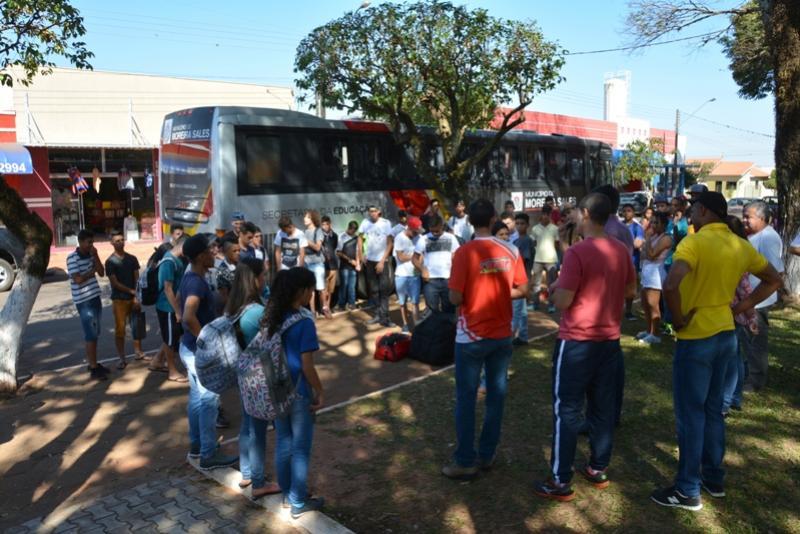 60 atletas Moreira-Salenses participarão dos jogos da juventude em Barbosa Ferraz