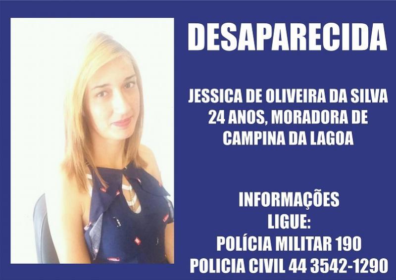 Família procura moça que está desaparecida desde da tarde de sexta-feira, 23