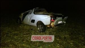 Acidente automobilístico na PR-364, ceiva a vida de morador de Assis Chateaubriand