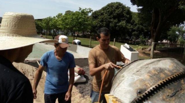 Policiais Militares do 7° BPM participam do dia do voluntário da APAE em Cruzeiro do Oeste