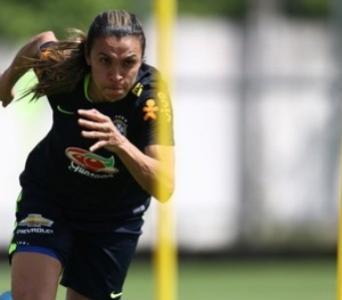 Agora é oficial: Marta é a nova jogadora do Orlando Pride