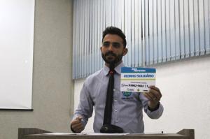 Projeto Vizinho Solidário está tramitando na Câmara Municipal de Goioerê