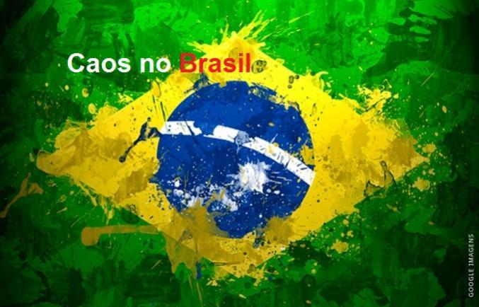 O Caos Brasileiro - chacinas e fugas em penitenciarias, morte de inocentes em assaltos e sequestros