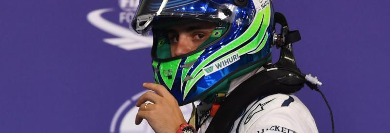 Williams dá mais indícios do retorno de Felipe Massa