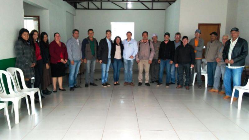 Unidade Municipal da Emater de Rancho Alegre realiza evento que tem como tema Sustentabilidade do tratamento fitossanitário