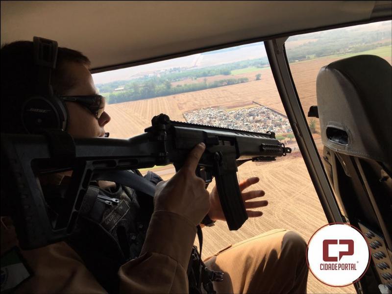 Resultados da Operação Fronteira Blindada do dia 11 a 15 Setembro 2017