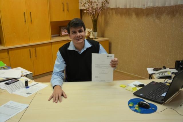 Prefeito de Moreira Sales inicia licitação para oferecer alimentação para pacientes que se tratam em campo Mourão