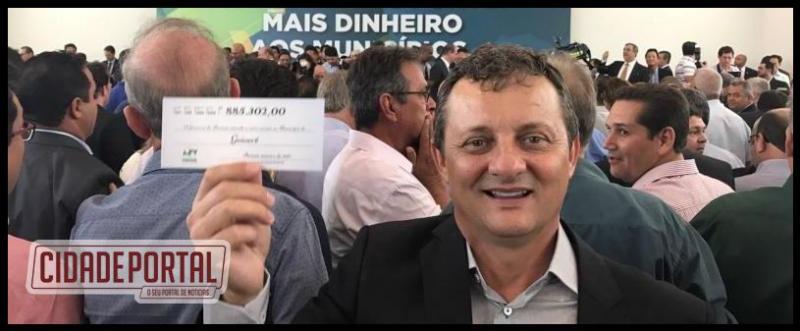 Goioerê recebe R$885 MIL de ICMS