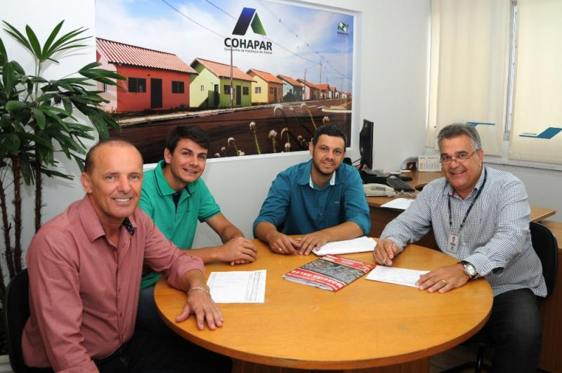 Construção de 52 casas populares em Moreira Sales devem ser iniciadas em breve