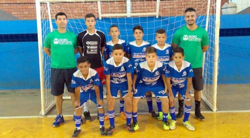 Segunda rodada da Copa Jurapetro de Futsal Regional foi realizada no ultimo sábado, dia 14