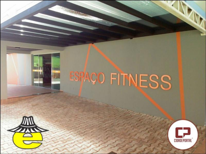 Espaço Fitness do Goioerê Clube de Campo será inaugurado neste sábado, 21
