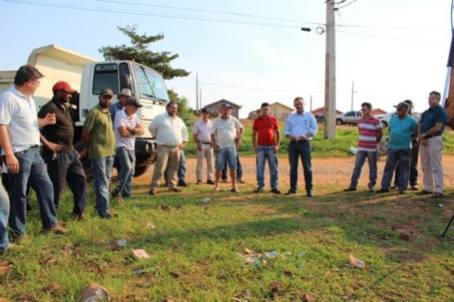 Estrada da Fonte Azul é reativada após 12 anos