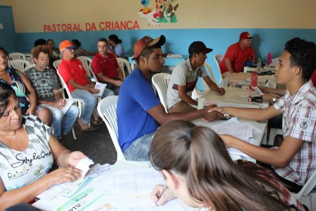 Programa Morar Legal Paraná é coordenado pelo Cohapar e Secretária de Assistência Social de Goioerê