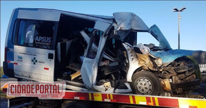 Sobrecarga de Trabalho são uns dos motivos que causam acidentes nas estradas, Nessa Madrugada, acidente deixou 16 Feridos