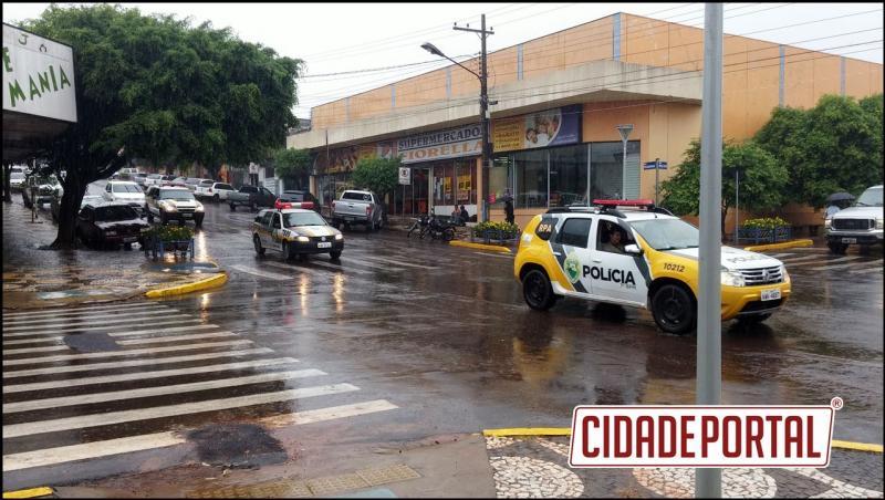 7° Batalhão da Polícia Militar faz lançamento da OPERAÇÃO TIRADENTES em Cruzeiro do Oeste