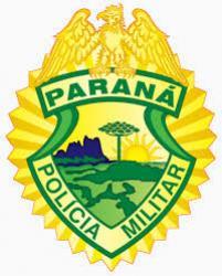Policiais Militares de Goioerê prendem uma pessoa suspeita de tráfico de drogas