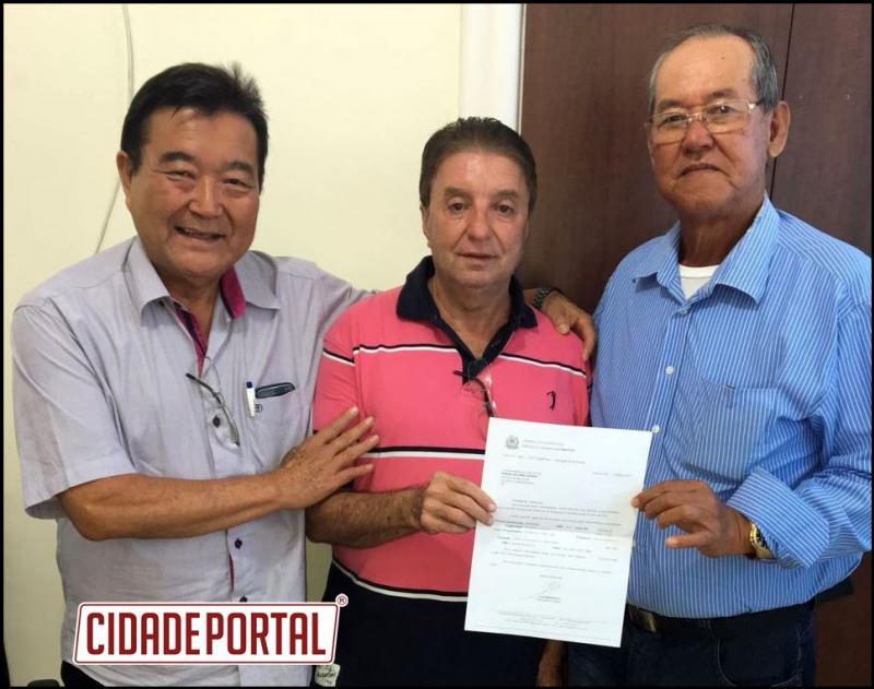 Secretária de Saúde de Quarto Centenário recebe emenda parlamentar de 100 mil do Deputado Federal Luiz Nishimori