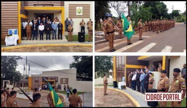 7º Batalhão realiza solenidade Militar em Homenagem ao dia de Tiradentes em Cruzeiro do Oeste