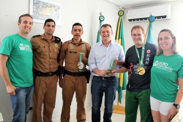 Técnico goioerense é convocado para a seleção nacional de Karatê para treinar equipe em competição Internacional na Europa