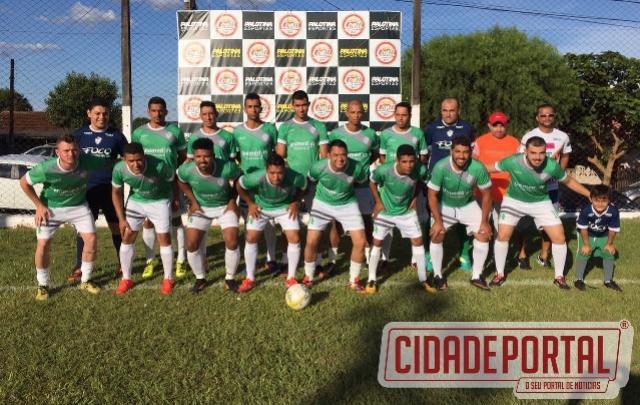 Equipe da Unimed participa do 22º Campeonato Regional de Futebol Suíço da Associação de Jussara