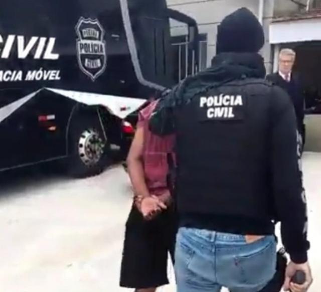 Polícia Civil realiza operação contra integrantes de organizada do Atlético-PR