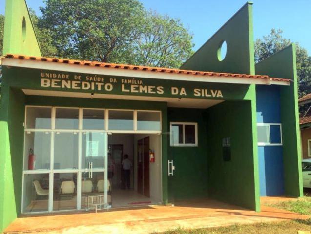 Unidade de Saúde em Flor do Oeste será entregue à comunidade após regularização