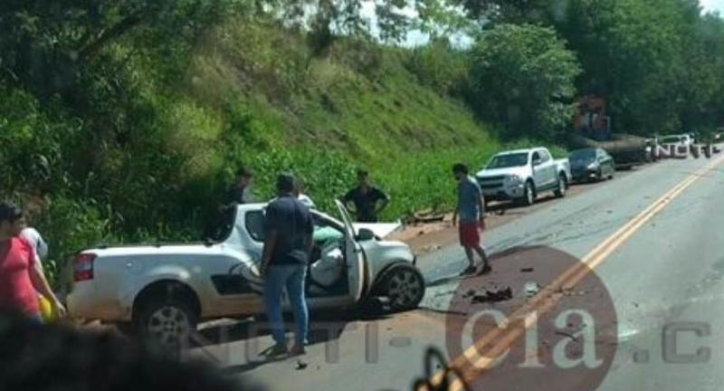 Mecânico de Paranavaí morre após bater contra caminhão na PR-492