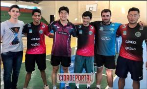 A equipe de Tênis de Mesa de Goioerê brilhou nesse último final de semana