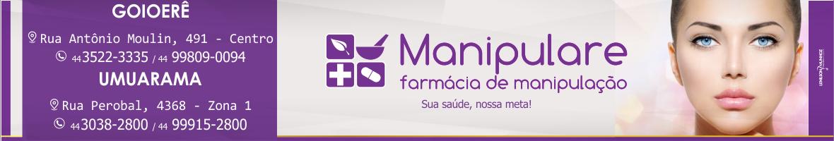 Farmácia Manipulare - Principal Notícias Região