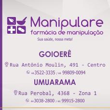 Farmácia Manipulare - Principal Notícias Eventos