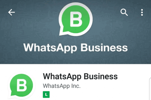WhatsApp Business chega ao iPhone (iOS) para conta comercial no app