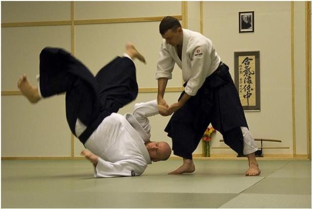 História do Aikido - Sensei Jerimoto Gaspar dos Santos