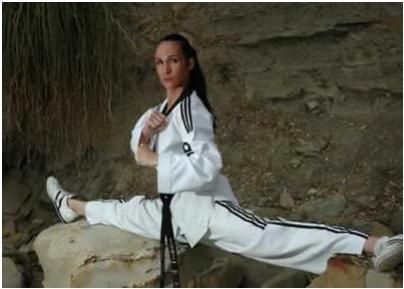 Taekwondo - Sensei Jerimoto Gaspar dos Santos