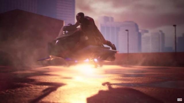 Speeder: moto voadora que atinge até 240 km/h já está à venda