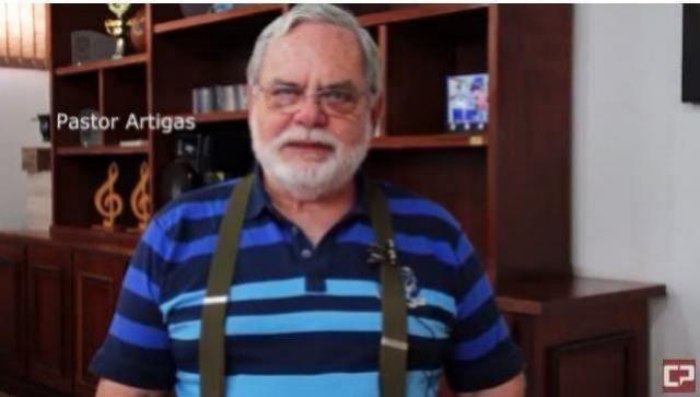Nasce uma religião - Pr. Pedro R. Artigas