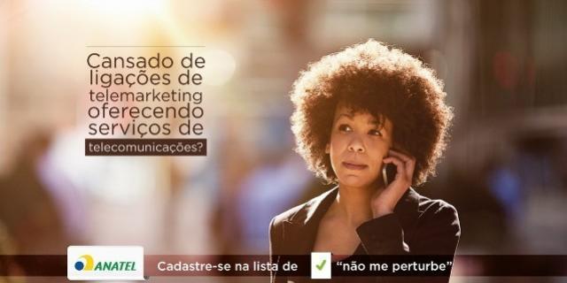 Como usar o Não Me Perturbe, cadastro nacional contra telemarketing