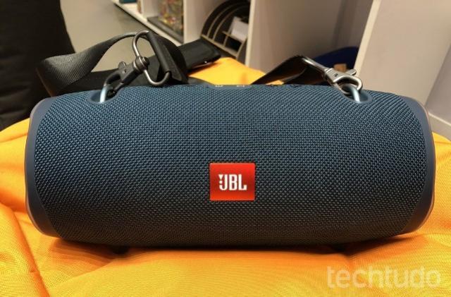JBL Xtreme 2, caixa de som eleita a melhor do mundo, chega ao Brasil