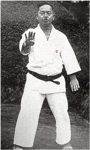 Karatê - Shito Ryu - Sensei Jerimoto Gaspar dos Santos