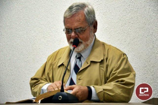 A pedra angular - Pr. Pedro R. Artigas