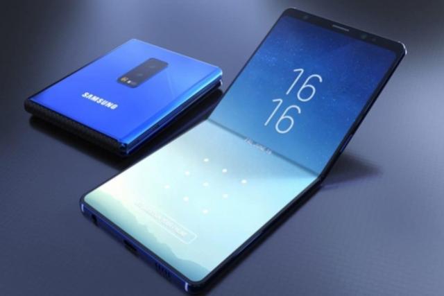 Samsung pode estar trabalhando em outro modelo de smartphone dobrável