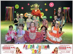 Agora sim - Galeria completa das fotos da Festa Julina dos alunos do Colégio Seculo XXI 2017
