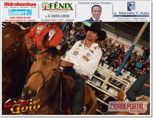 Fotos da Sexta Feira da Expo-Goio 2017 - Abertura do Rodeio e Mato Grosso e Mathias