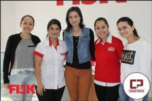 Com grande sucesso a escola de idiomas, Fisk inaugura unidade em Goioerê