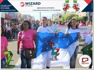 Galeria A das fotos do Desfile de Sete de Setembro em Goioerê - Independência do Brasil -