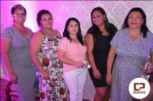Chá da Igreja Presbiteriana Renovada reuniu 350 mulheres no Goioerê Clube de Campo