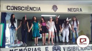 Dia da Consciência Negra foi comemorado com destaque no Colégio Duque de Caxias